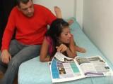 Beau-père dégueu se tape sa belle fille